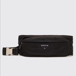 4ac99e5db1d1 PRADA Nylon belt bag  Authentic